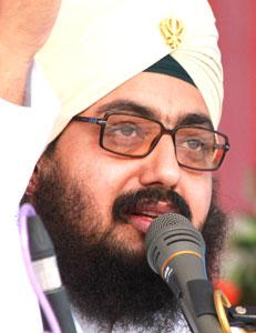 Sant baba Ranjit Singh Dhadrian Wale