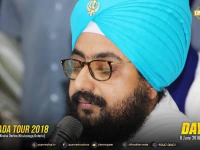 8 June 2018 - Ontario Khalsa Darbar - Toronto Canada