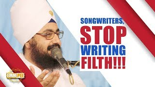 English Version- Songwriters  STOP writing FILTH | DhadrianWale