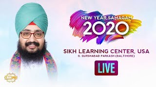31Dec2019 Gurmat Samagam on New Year Eve 2020 | Bhai Ranjit Singh Dhadrianwale