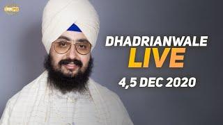 4 Dec 2020 Dhadrianwale Diwan at Gurdwara Parmeshar Dwar Sahib Patiala