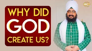 Why Did God Create Us | Bhai Ranjit Singh Dhadrianwale