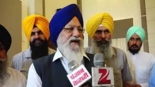 Avtar Singh Makkar SGPC 2_6_2016 Parmeshar Dwar Dhadrianwale