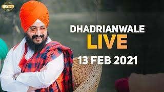 13 Feb 2021 Dhadrianwale Diwan at Gurdwara Parmeshar Dwar Sahib Patiala
