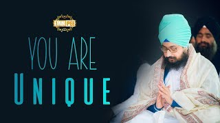 YOU are UNIQUE - Full Diwan | DhadrianWale