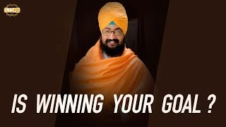 Is Winning Your Goal? Full Diwan | Bhai Ranjit Singh Dhadrianwale