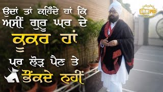 Aasi Guru Ghar De Kukar a | Bhai Ranjit Singh Dhadrianwale