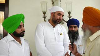 Vinarjit Singh Goldy Murder o Parcharak Bhupinder Singh Dhadrianwale Assassination Attempt