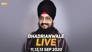 12 Sept 2020 - Live Diwan Dhadrianwale from Gurdwara Parmeshar Dwar Sahib