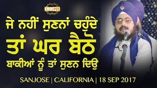 18 September 2017 - Sanjose - USA | Dhadrian Wale
