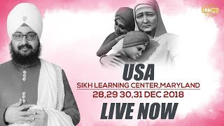 28 Dec2018 - Sikh Learning Center - Maryland - USA | DhadrianWale