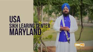 Event Details - 4K - New Year 2018 - 28 To 31 Dec - USA - Maryland | Bhai Ranjit Singh Dhadrianwale
