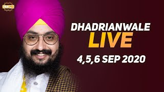 5 Sept 2020 - Live Diwan Dhadrianwale from Gurdwara Parmeshar Dwar Sahib