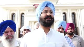 Parminder Singh Dhindsa Murder o Parcharak Bhupinder Singh Dhadrianwale Assassination Attempt