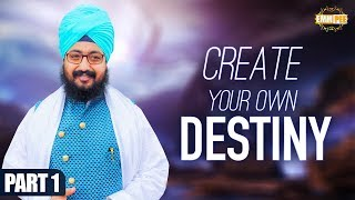 Part 1 - Create your own DESTINY | DhadrianWale