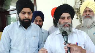 NEWS  21_05_16 SURJEET SINGH JAMMU ASSASSINATION ATTEMPT ON DHADRIANWALE