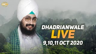 11 Oct 2020 Dhadrianwale Live Diwan at Gurdwara Parmeshar