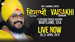 Vaisakhi Samagam - 20 April 2019 - USA | DhadrianWale
