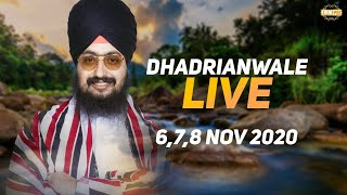 8 Nov 2020 Dhadrianwale Diwan at Gurdwara Parmeshar Dwar Sahib Patiala